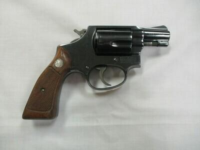 15 Smith & Wesson mod 36 38 S&W SPL cal revolver