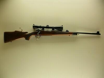 17 Winchester mod 70 243 win cal B/A rifle