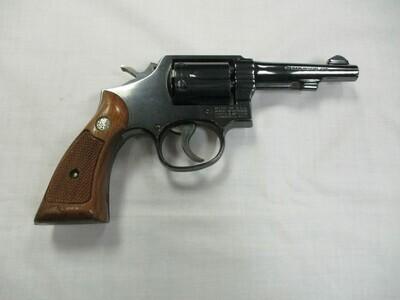 12 Smith & Wesson mod 10-7 38 special cal revolver