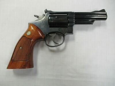 21 Smith & Wesson mod 19-3 357 magnum revolver