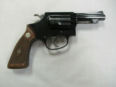 27 Smith & Wesson mod 37 38 SPL CTG cal air weight
