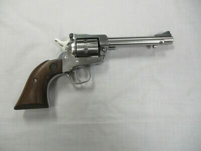 18 Ruger Single Six New model 22 cal revolver