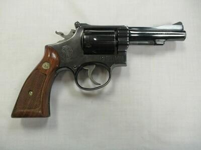 30 Smith & Wesson mod 15-3 S&W SPL CTG cal revolver