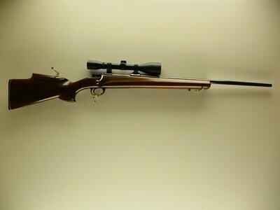 35 Interarms mod Mark X 243 cal B/A rifle