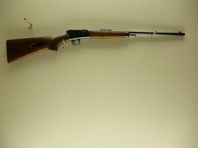 38 Winchester mod 63 22LR Super Speed + Super X cal semi auto rifle