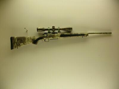 41 Thompson CTR MOD Hunter 22-250 rem cal B/A rifle