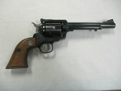 45 Ruger new model Blackhawk 357 magnum cal revolver
