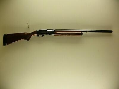 44 Remington mod 1100 magnum 12 ga semi auto shotgun