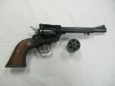 51 Ruger new model Single Six 22 LR cal revolver