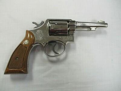 57 Smith & Wesson mod 10-5 38 SPL revolver
