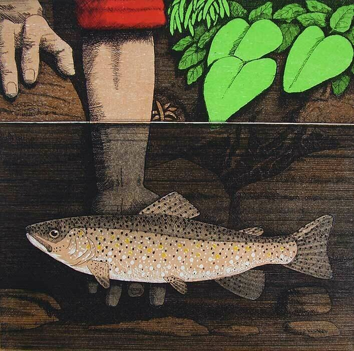 Tickling Trout