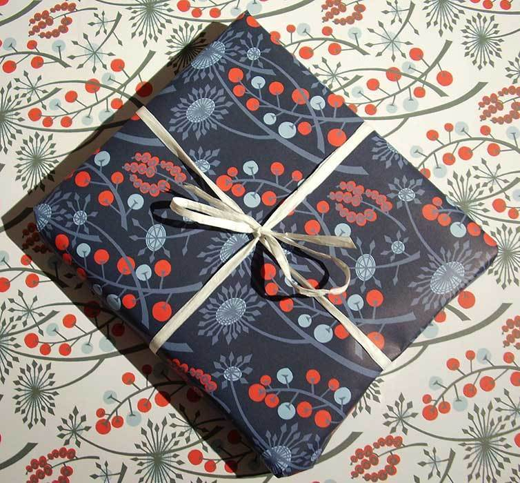 Hedgerow  - Wrapping Paper Pack