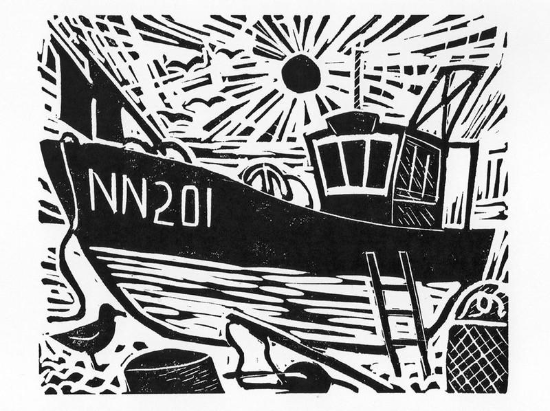 NN201- Gallery Artists Cards