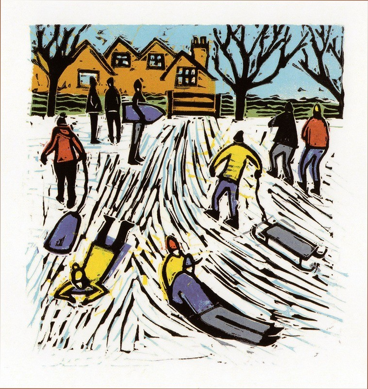 Sledgers-Gallery Artists Card
