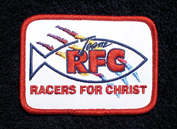 Patch: Racers For Christ