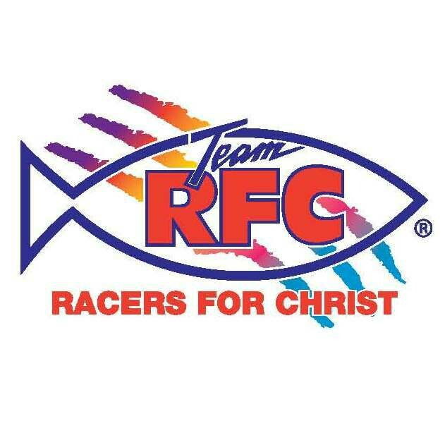 Racers For Christ Decal Set Medium