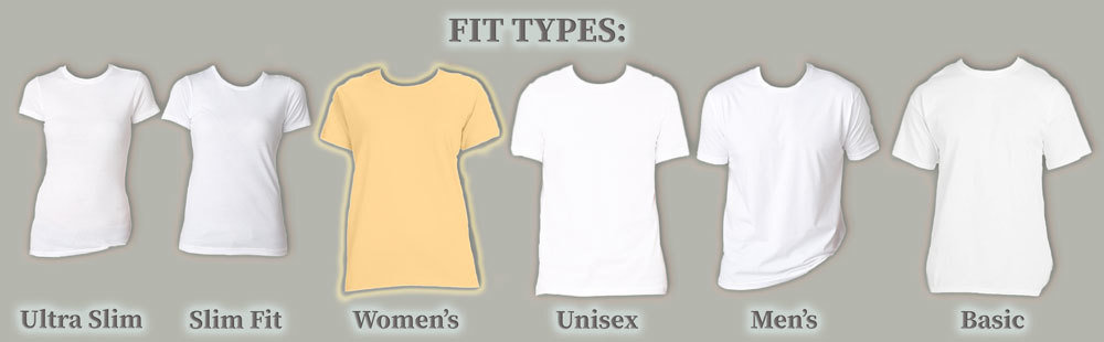 Fit Type: Women's