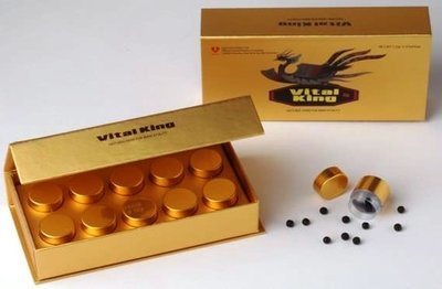 Vital King (10 bottles - 100 pills) in a Gift Box