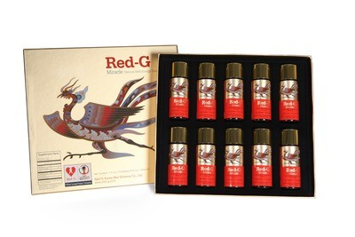 Red-G Miracle (10 bottles-30 ml) GIFT BOX