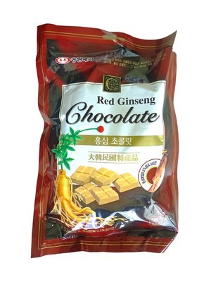Red Ginseng Chocolate