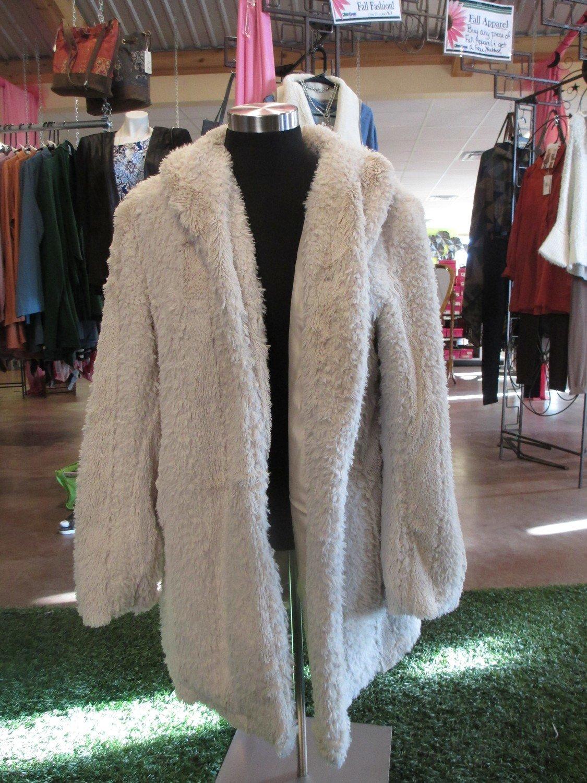 Starlet Fur Jacket