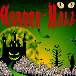 HORROR-HALL Gothic Halloween Props & Costume Accessories