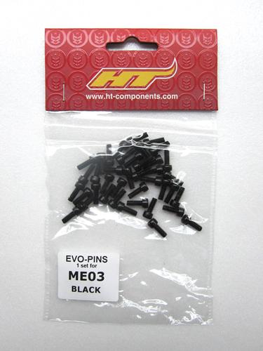 ME03 aluminium pins