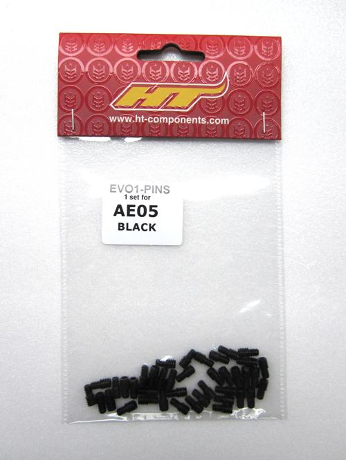 AE05 steel pins
