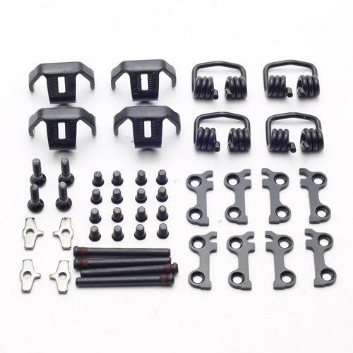 T1-SX mechanism kits (black)
