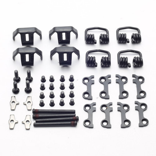 X2-SX mechanism kits (black)
