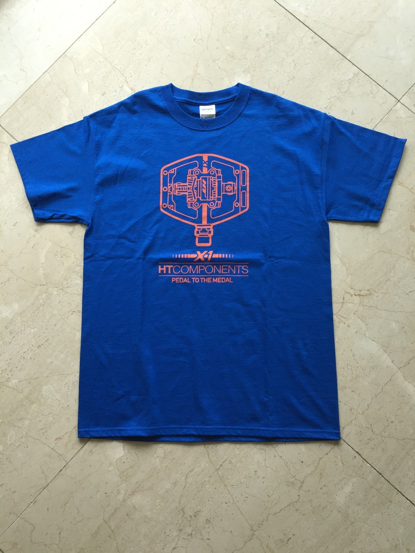 HT X1 BLUE TEE