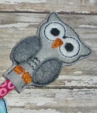 Owl Pencil Topper