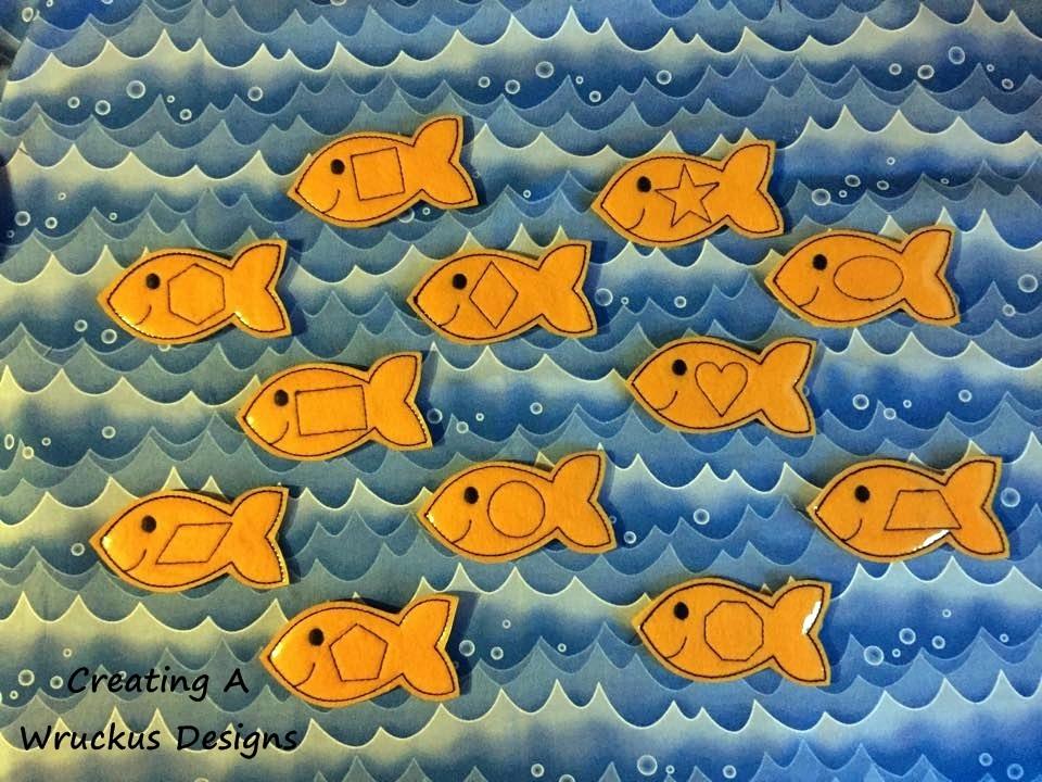 Shape Fish