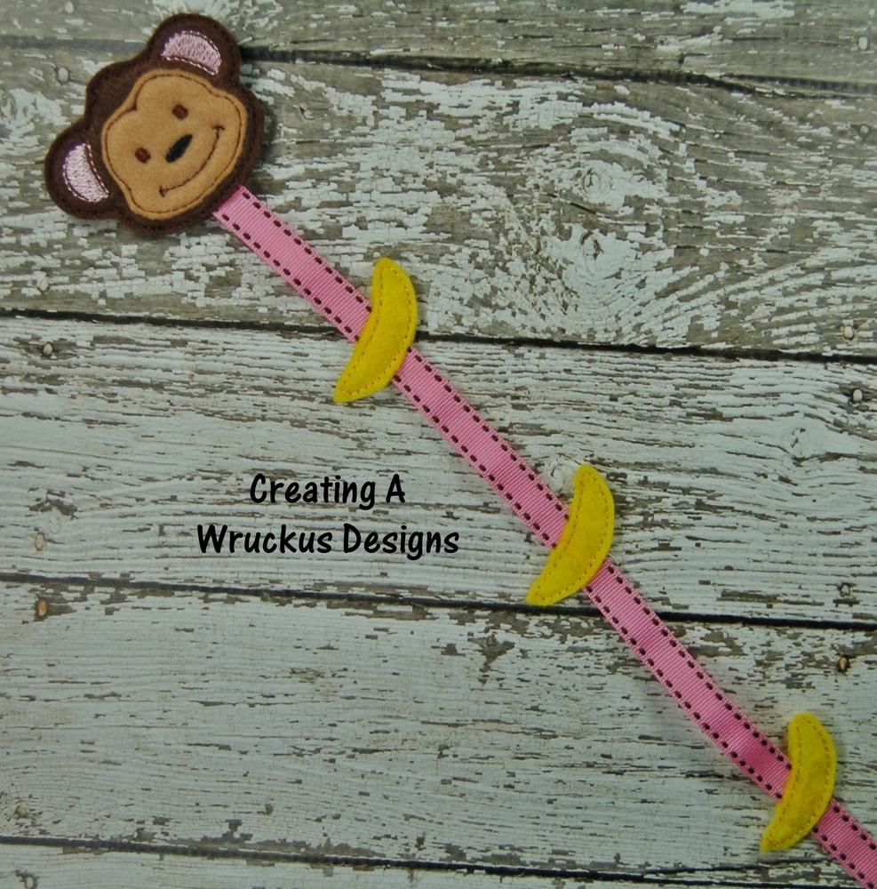 Monkey Braid-In Feltie