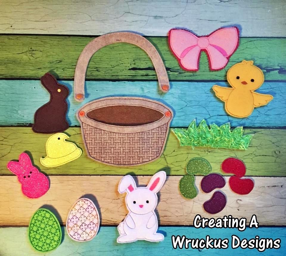 Build a Basket Easter Set