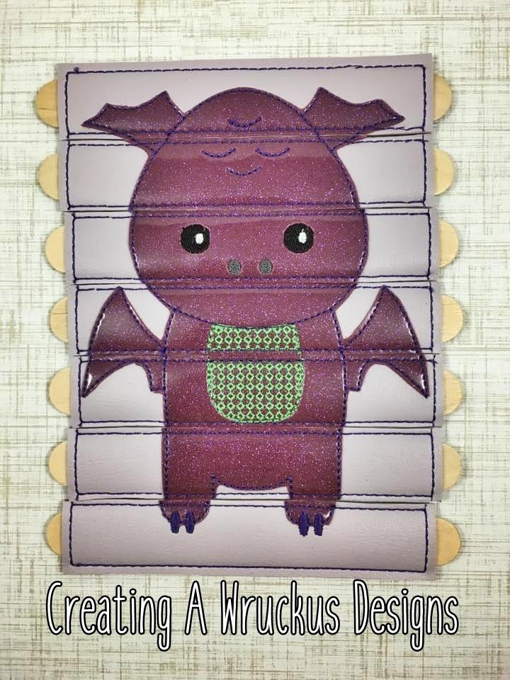 Dragon Stick Puzzle