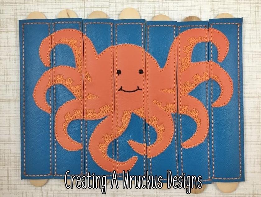 Octopus Stick Puzzle