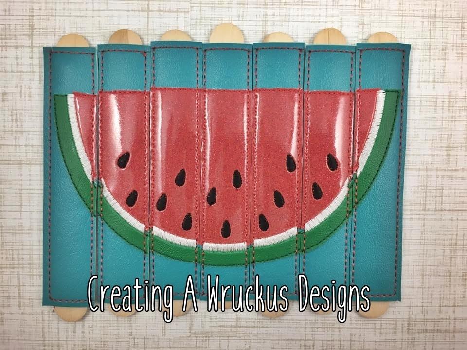 Watermelon Stick Puzzle