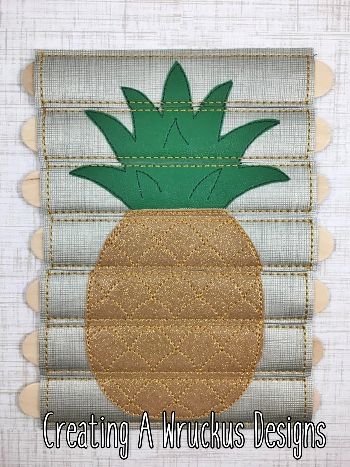 Pineapple Stick Puzzle