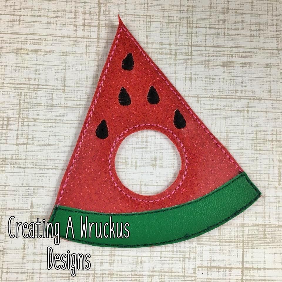 Watermelon Napkin Ring