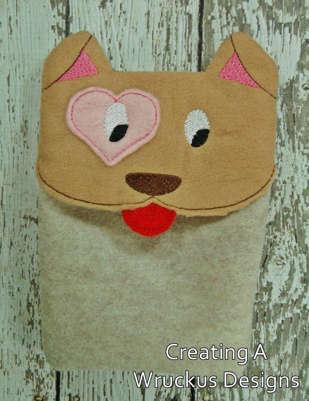 Dog Flap Bag