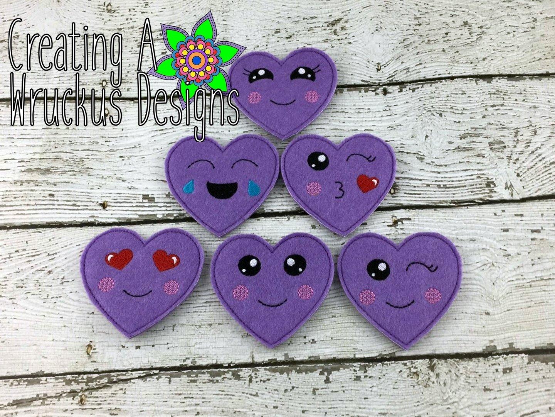 Emotion Heart Pocket