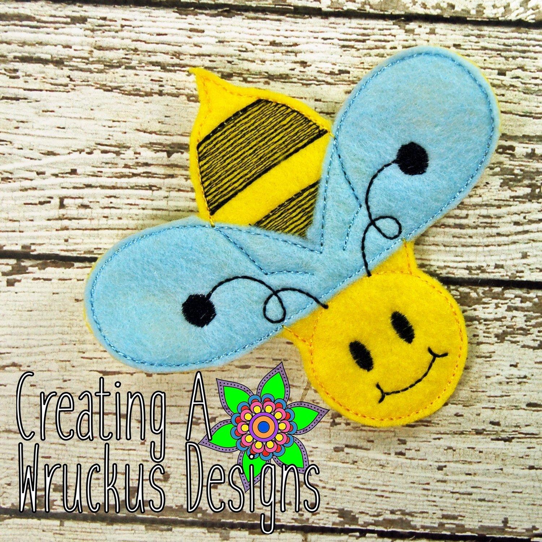 Bee Finger Friend