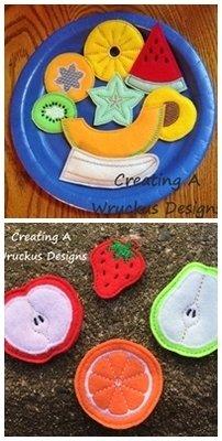 Fruit Set Deluxe
