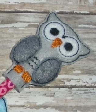 Owl Pencil Topper
