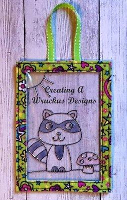 Raccoon Color Catcher