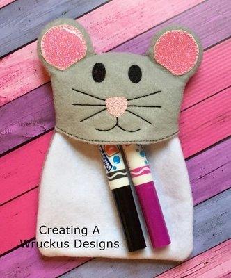 Mouse Flap Bag