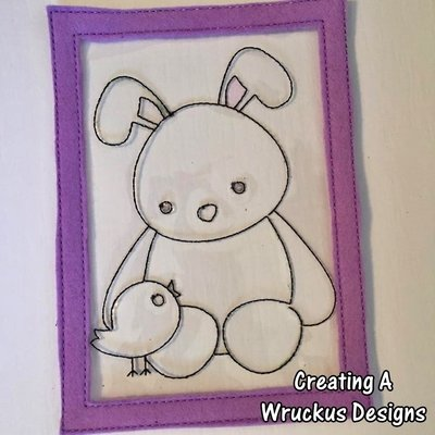 Bunny & Chick Color Catcher