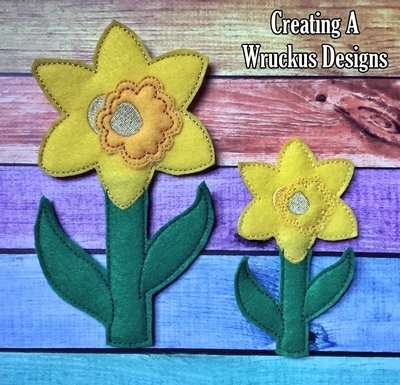 Popsicle Daffodil