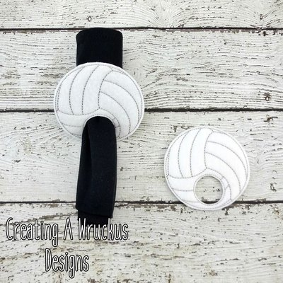 Volleyball Napkin Ring